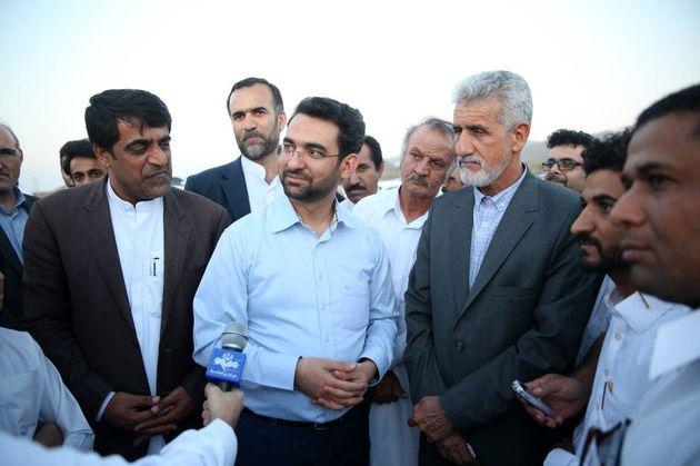 افزایش پوشش شبکه همراه اول در سیستان و بلوچستان