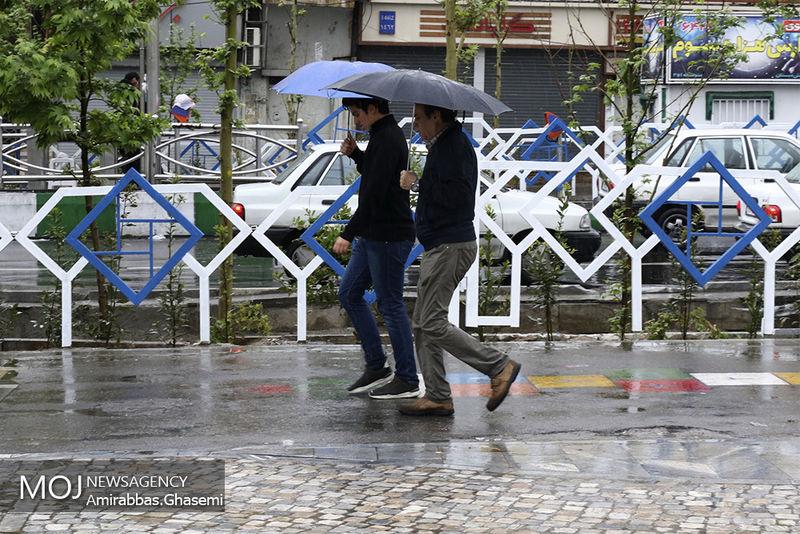 پیش بینی وضعیت آب و هوای کشور در 3 روز آینده