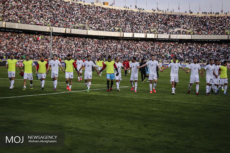 ساعت بازی ایران مراکش در جام جهانی مشخص شد