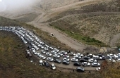 محدودیتهای ترافیکی محور کرج - چالوس اعلام شد