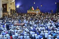اصل و حقیقت مکتب امام حسین برای ایستادگی بر علیه فساد، ظلم و دادخواهی بوده است