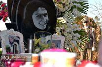 مراسم دومین سالگرد درگذشت غزاله منصوبی برگزار شد/اهدای 171 عضو، غزاله را جاودانه کرد