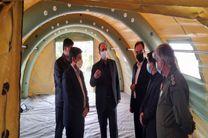 بیمارستان صحرایی در اردبیل راه اندازی شد