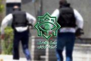 انهدام باند مرتبط با قاتل طلبه همدانی توسط وزارت اطلاعات