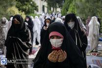 اقامه نماز عید فطر در بقاع شاخص متبرک قم