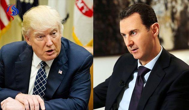 پاسخ وزارت خارجۀ سوریه به توهین ترامپ به اسد