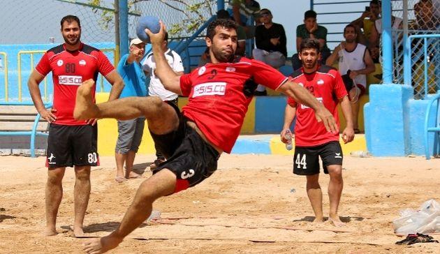 حضور هندبالیست هرمزگانی در اردوی تیم ملی