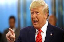 رئیس جمهور آمریکا عراق را تهدید کرد