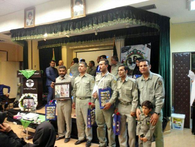 بزرگداشت مدافعان محیط زیست در اهواز برگزار شد