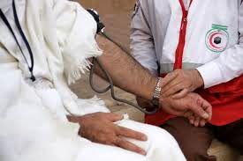 معاینه پزشکی 2800 زائر حج در استان
