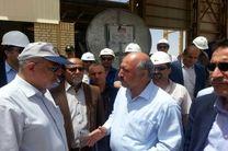 بازدید وزیر نیرو از شبکههای آب و برق خوزستان