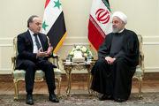 ایران همواره پشتیبان ملتهای مظلوم در برابر استکبار است