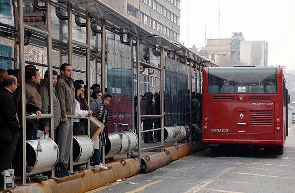 جزئیات تغییر ساعت کاری اتوبوسرانی تهران
