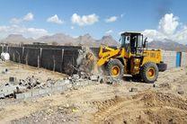 رفع تصرف از 360 هزار متر از اراضی ملی در حاجی آباد