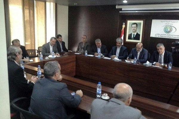 توافق ایران و سوریه برای ساخت دو سریال مشترک