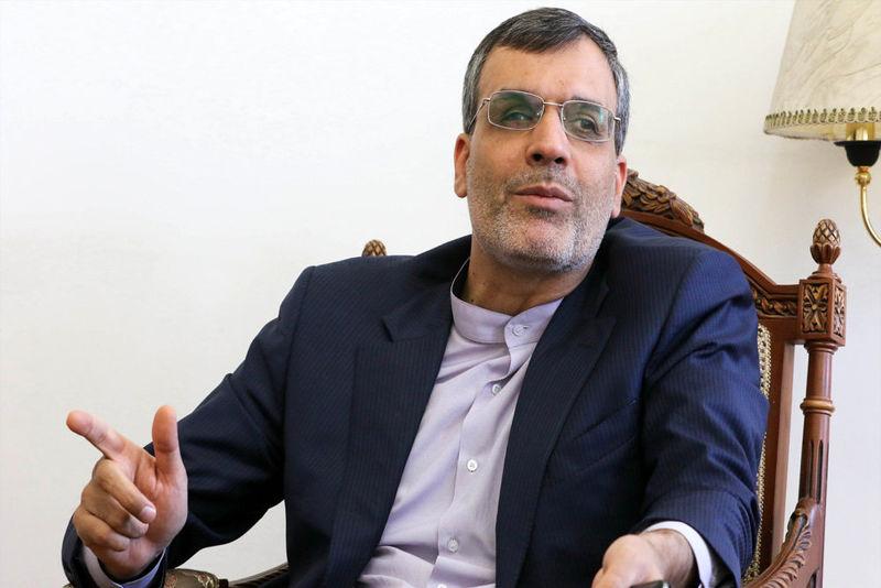 پیام کتبی روحانی به رئیس جمهور تونس رسید