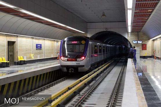 فعالیت شبانهروزی مترو تهران در شبهای قدر