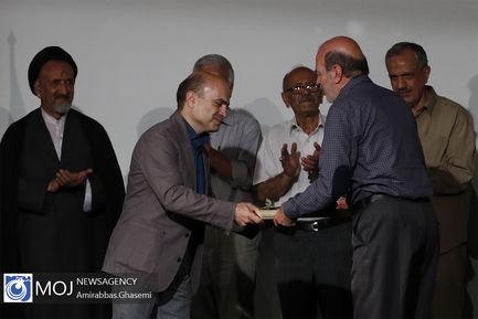 اختتامیه نمایشگاه سومین دوره نشان عکس سال مطبوعاتی