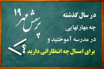 نفرات برتر مسابقات انشاء نویسی سما استان گیلان انتخاب شدند