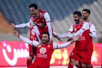 نتیجه بازی پرسپولیس و صنعت نفت/ اولین پیروزی پرسپولیس در لیگ برتر