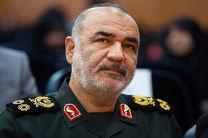 پیام قدردانی  فرمانده کل سپاه از رهبر معظم انقلاب