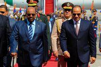 توافق ژنرال سیسی با عمر البشیر برای حل اختلافات