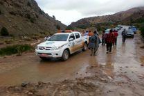 فوت سه نفر در استان مازندران بر اثر وقوع سیل/ اسکان اضطراری برای ۱۶۸ نفر در استان های سیل زده