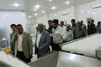 کارخانه فرآوری و بسته بندی ماهی ومیگو در میناب افتتاح شد