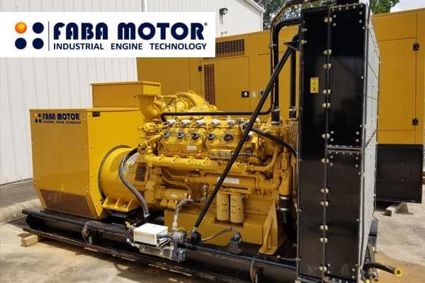 استفاده از انرژی حاصل از سوخت موتور و مولدهای صنعتی
