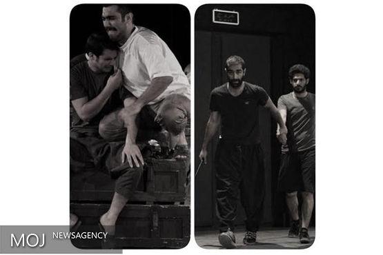 اجرای «مایبر» و «پچ پچه های پشت خط نبرد» در مولوی