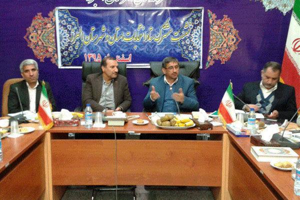 بستر برگزاری انتخاباتی سالم و قانونی در استان قزوین فراهم است