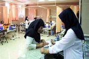 پرستاران کرمانشاه رضایت 100 درصد وزارت بهداشت را کسب کردند