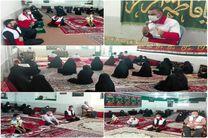 افتتاح ۵ خانه هلال در شهرستان اردستان