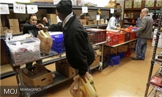 ۱۱٫۵ میلیون آمریکایی دسترسی به غذا ندارند