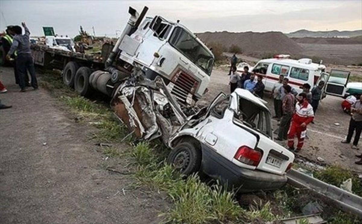 افزایش 9 درصدی کشتههای تصادفات در کردستان