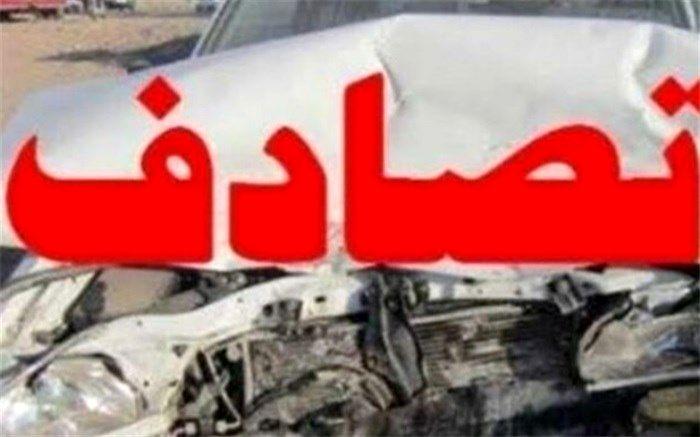 2 کشته و دو مصدوم در اثر تصادف کامیون  و سواری سمند در اصفهان