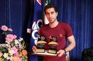 درخشش دانشجوی شیرازی در شکستن رکورد جهانی سازه های ماکارونی