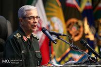 پیام تبریک و تسلیت سرلشکر باقری به مناسبت شهادت سردار استوار