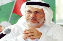 قرقاش ایران را به دست داشتن در حمله موشکی به عربستان محکوم کرد