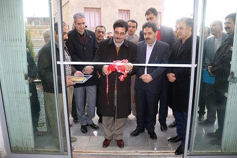 ساختمان شهرداری منطقه سه در سنندج  افتتاح شد