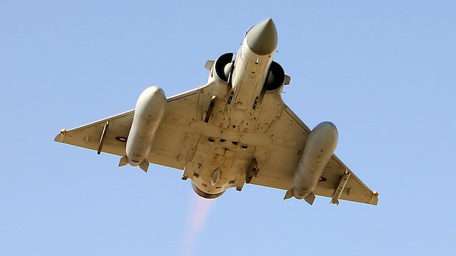قطر، ترکیه و آمریکا، مانور مشترک هوایی برگزار می کنند