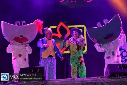 افتتاح سی و سومین جشنواره فیلم های کودکان و نوجوانان اصفهان