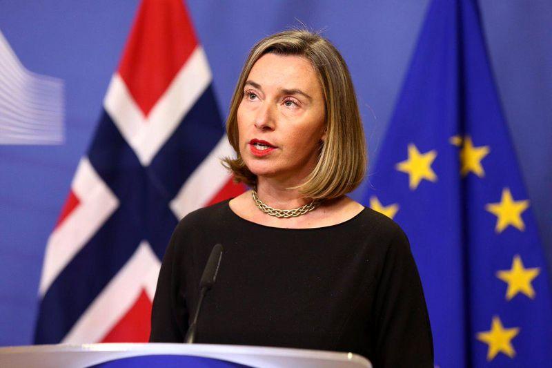اتحادیه اروپا آماده است برای حل مناقشه اعراب و اسرائیل  همکاری کند