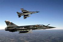 رزمایش نیروی هوایی رژیم صهیونیستی در فلسطین اشغالی