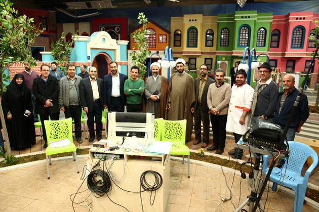 مجلسیها در محله عموپورنگ