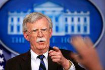 ادعای جان بولتون علیه ایران/ فرصت برای ایران به پایان رسیده است