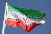 افراشته شدن پرچم مقدس جمهوری اسلامی ایران در جزیره بوموسی