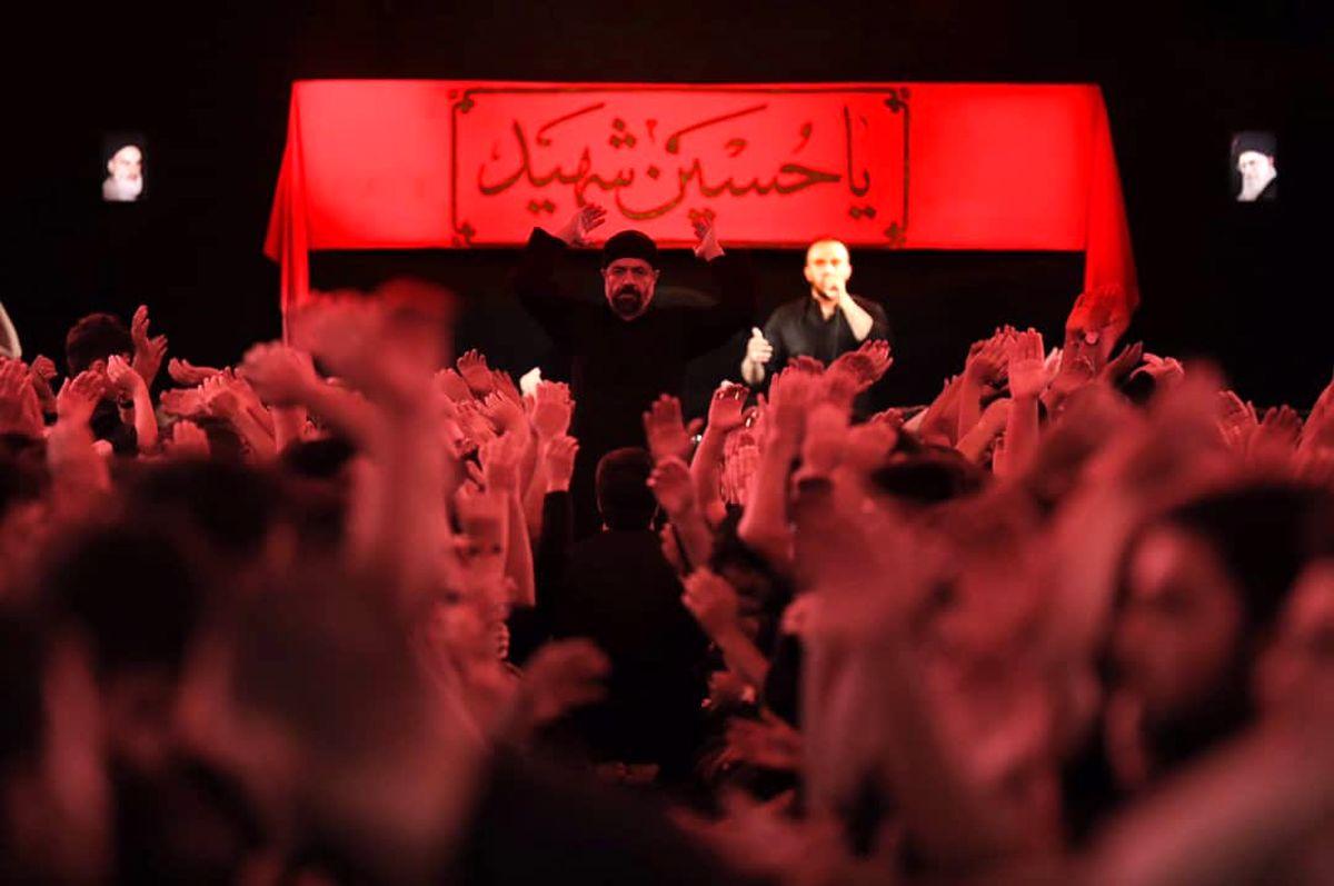 گلچین مداحی شب عاشورا از محمود کریمی