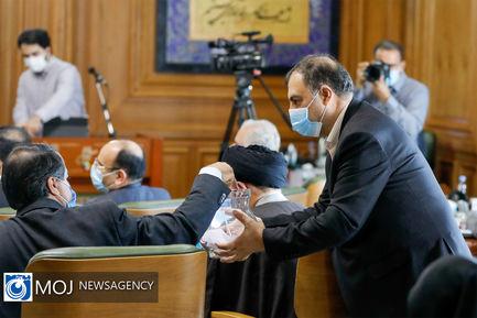 دومین جلسه ششمین شورای اسلامی شهر تهران، ری و تجریش