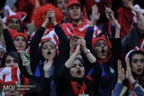 سکوهای خالی مردان و عطش ورود زنان به استادیوم آزادی/حداقل 1000 صندلی دیگر دیدار ایران و کامبوج برای بانوان است